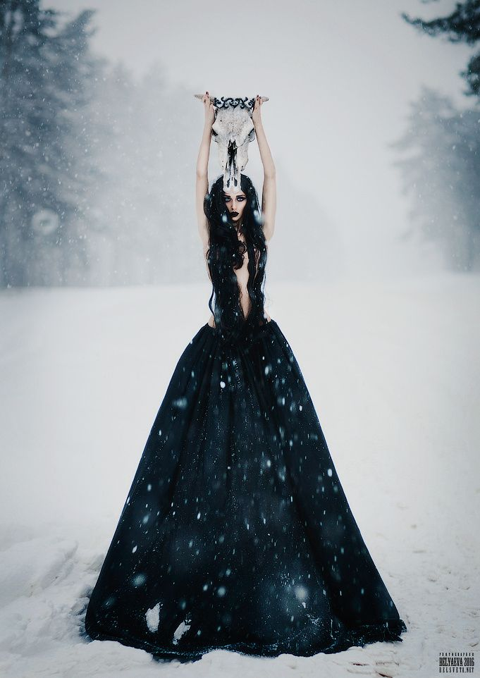 Ice Queen - .... by Светлана Беляева - Photo 137200165 - 500px.