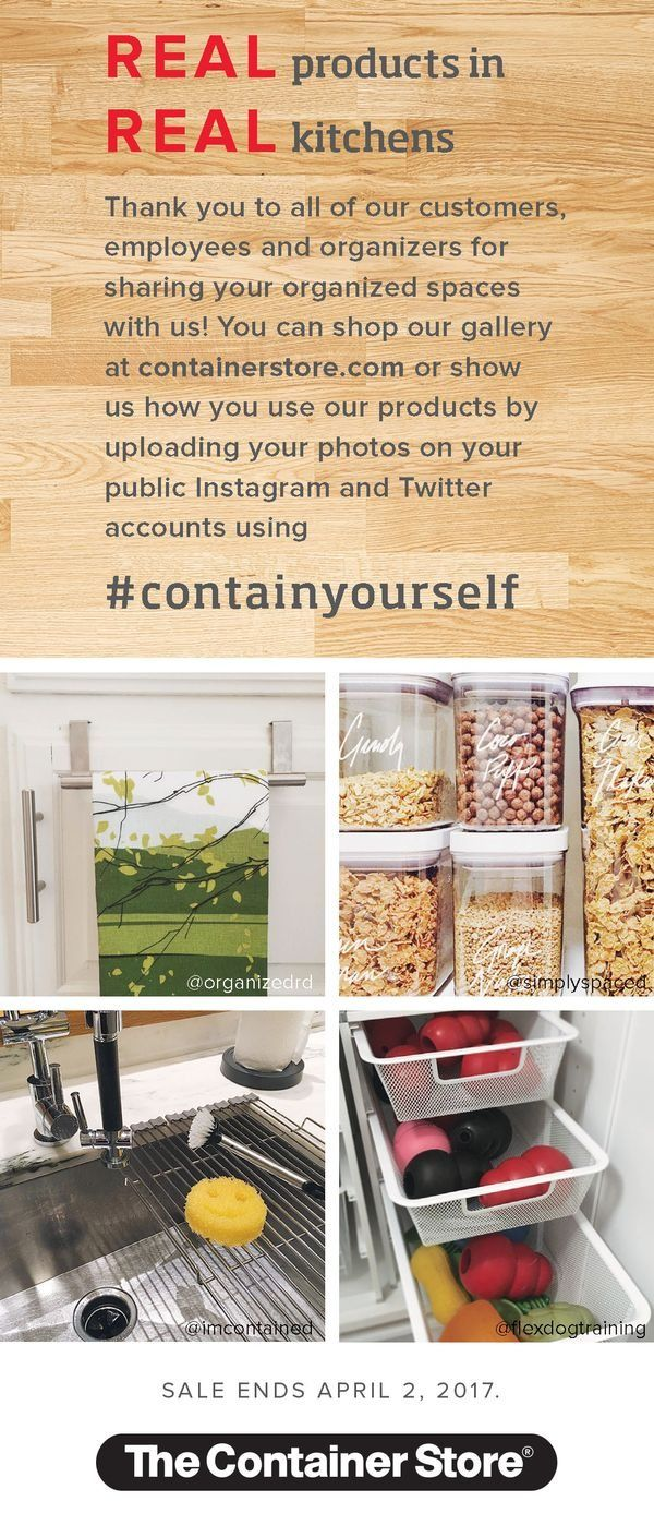 602 best kitchen organization images on pinterest kitchen see how our customers use our products in their spaces so clever upload your pics using find this pin and more on kitchen organization