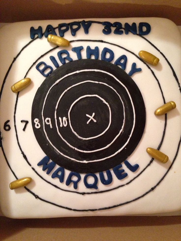 target cake decorations - 28 images - arrow and target ...