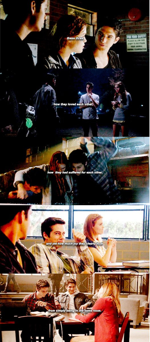 #TeenWolf - Original three