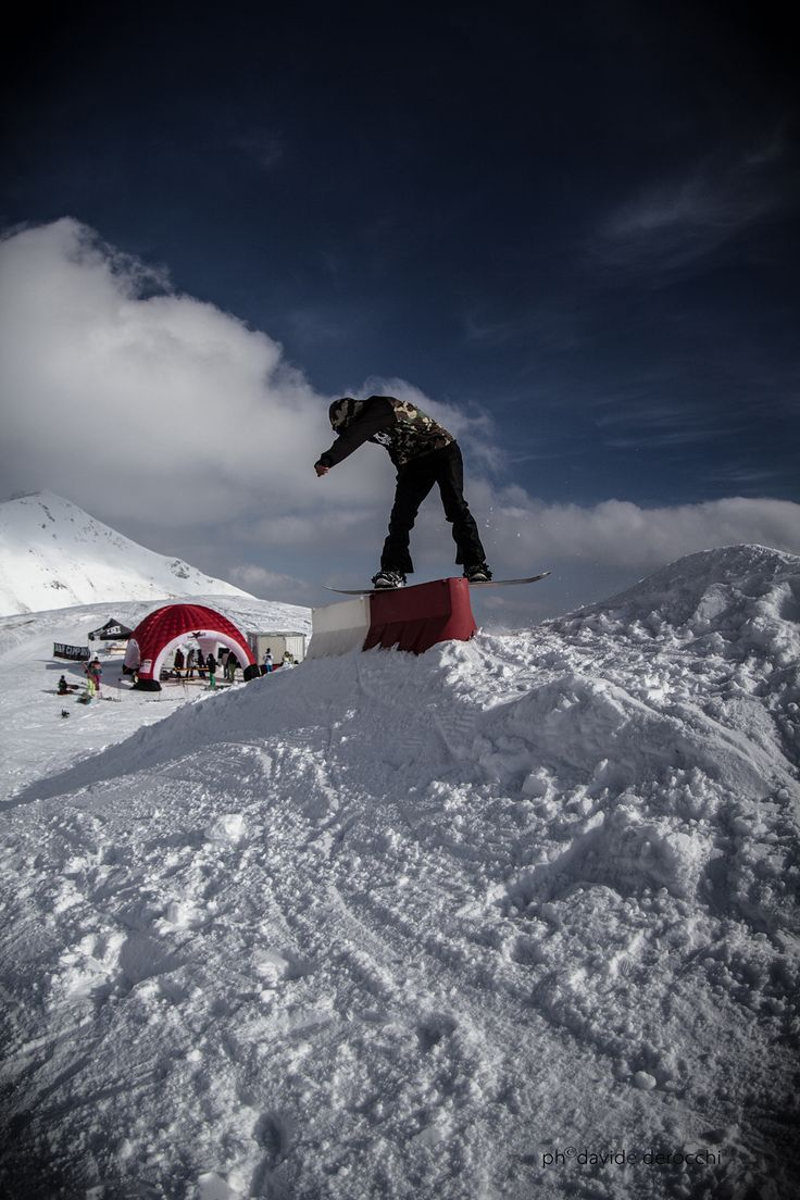 Kawabonga Snowpark -DueeffeShop Team  -FS Nose Blunt -Flavio F.