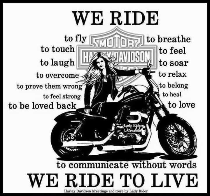 Beau Ride To Live