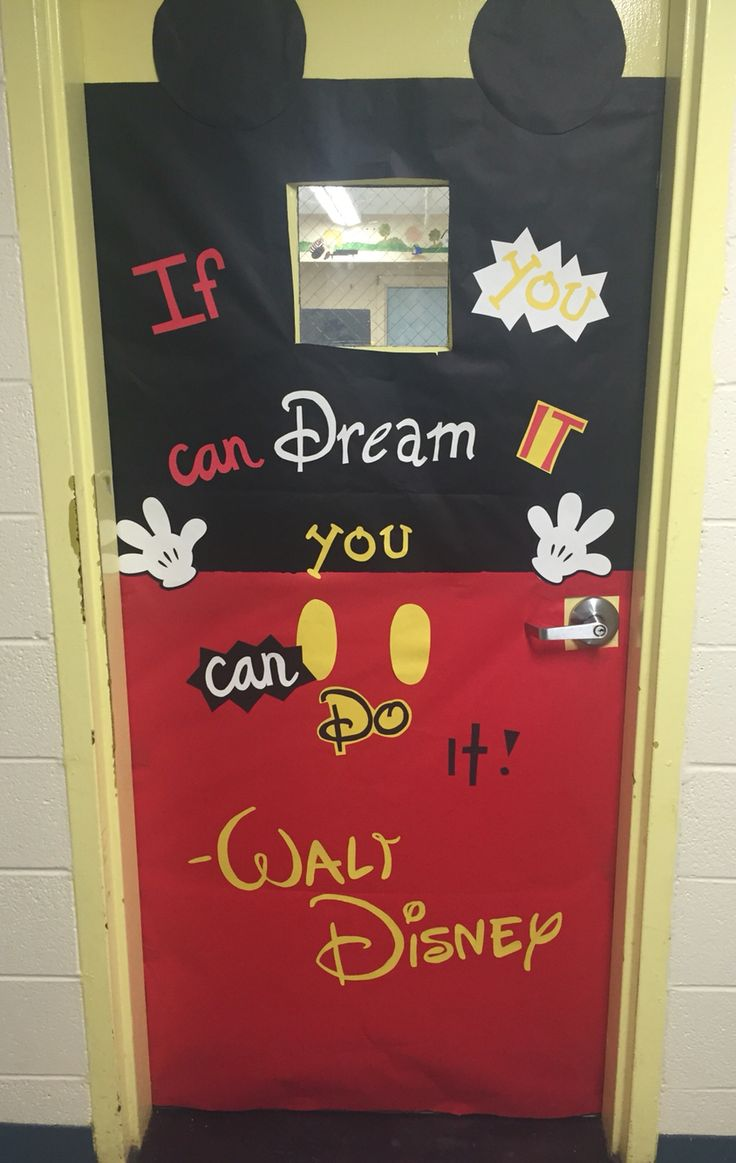 Mickey Classroom Decor ~ Best mickey mouse classroom ideas on pinterest