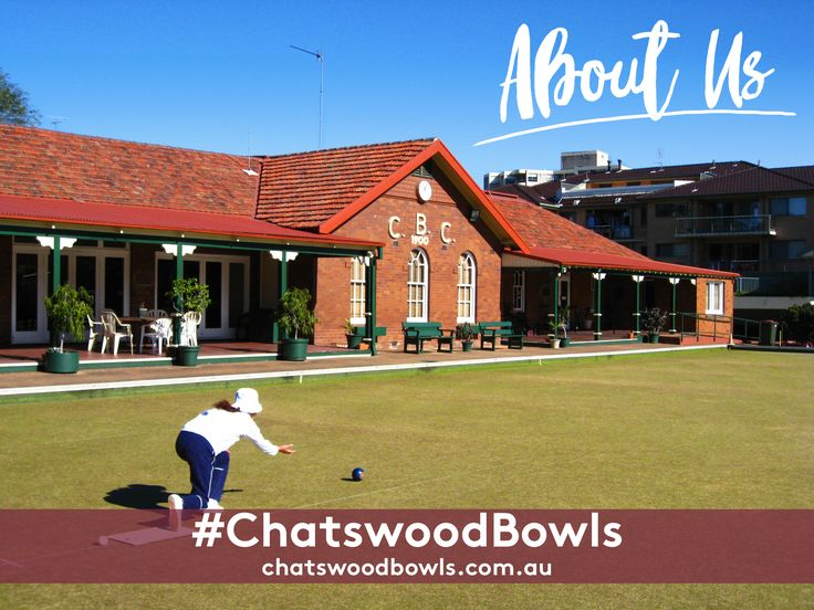 The club, a gem tucked between the North Shore rail line and the Pacific Highway, has a long and proud history.  www.chatswoodbowls.com.au/about