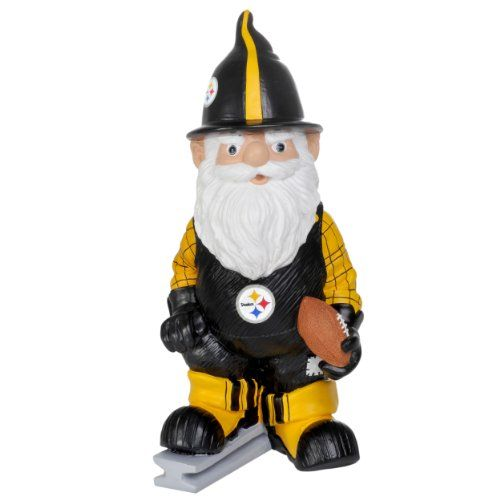 NFL Pittsburgh Steelers Team Thematic Garden Gnome