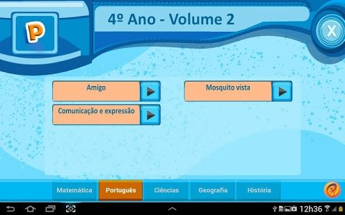 Download 4º Ano - Volume 2 APK | Download Android APK GAMES, APPS MOBILE9