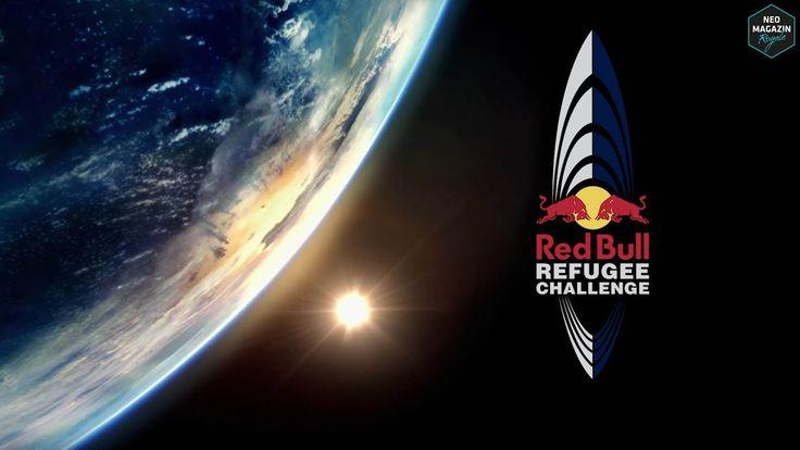 Red Bull Refugee Challenge | NEO MAGAZIN ROYALE mit Jan Böhmermann - ZDFneo