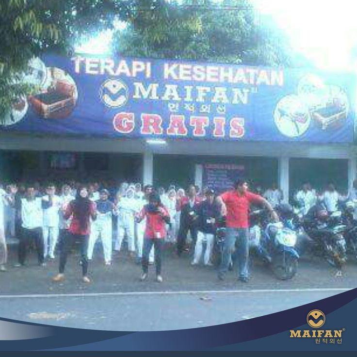 Maifan Center Gemolong  Lebih Sehat Dengan Maifan - Dengan Maifan Indonesia Lebih Sehat 🎆 #maifan #maifanindonesia #kesehatan #medis #jakarta #surakarta #bali #alam #alamiah #korea
