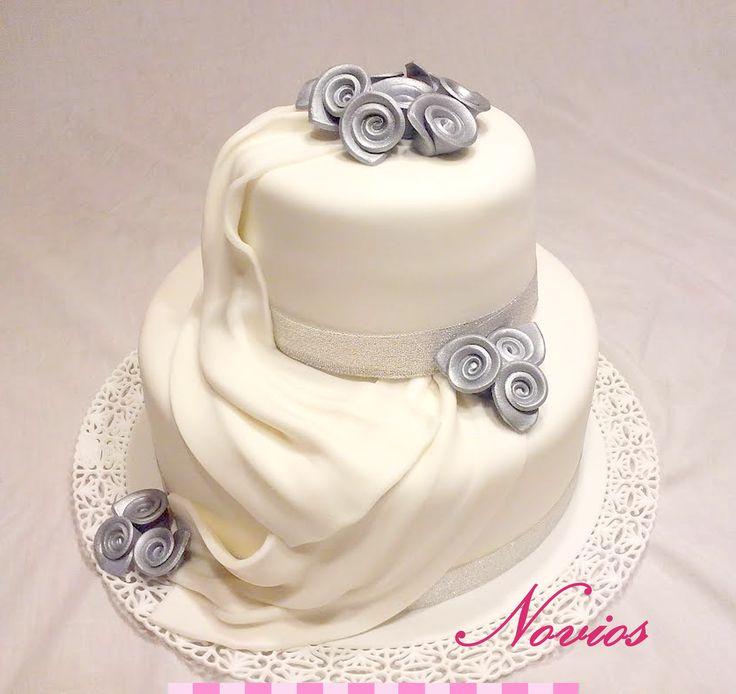 Torta de Novios Wedding Cake