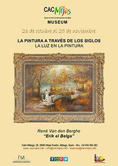 """Erik el Belga """"La pintura a través de los siglos"""""""