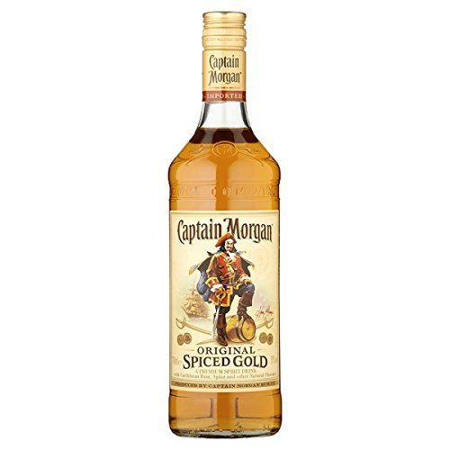 Captain Morgan Spiced origine or 70cl (Pack de 6 x 70cl): Prix ??Marqué & livre; 14.19 Type d'emballage: Bouteille Type de stockage:…