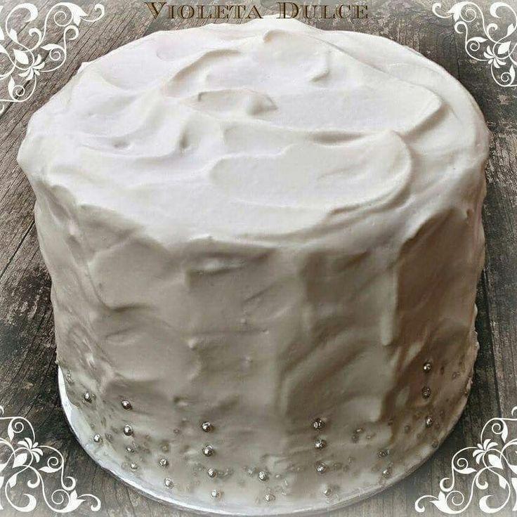 Wedding cake(Violeta Dulce)