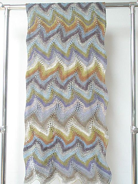 Ravelry: Shetland Ruffles pattern by Kieran Foley