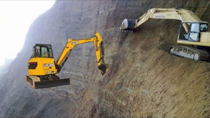 Best Excavator machine - Best Operator on heavy Machine in the World