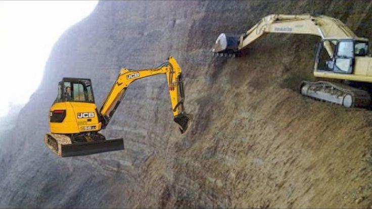Best Excavator machine - Best Operator on heavy Machine in the World