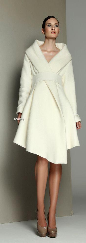 Dress/coat from Kamila Gawronska: