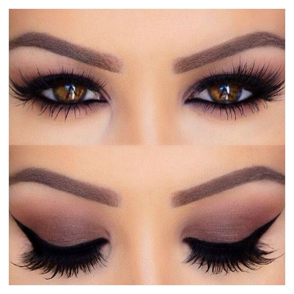 Instagram photo by Amra Olević | Artist • Oct 3, 2015 at 1:12am UTC ❤ liked on Polyvore featuring makeup