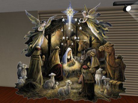 Nativity Scene Decoration