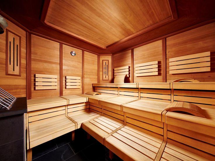 Familien-Sauna im DolceVita Hotel Feldhof