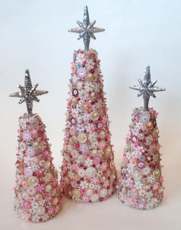 53 best handmade christmas trees images on Pinterest | Christmas ...