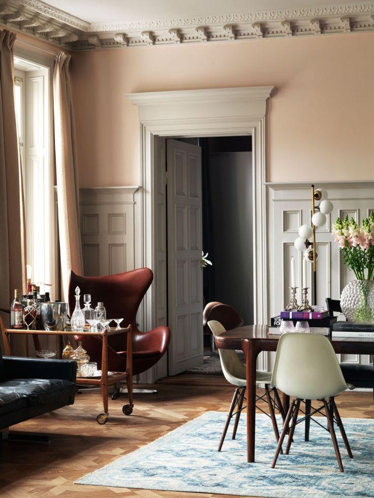 dining room | Sköna Hem – Fabrique, photography by Jonas Ingerstedt