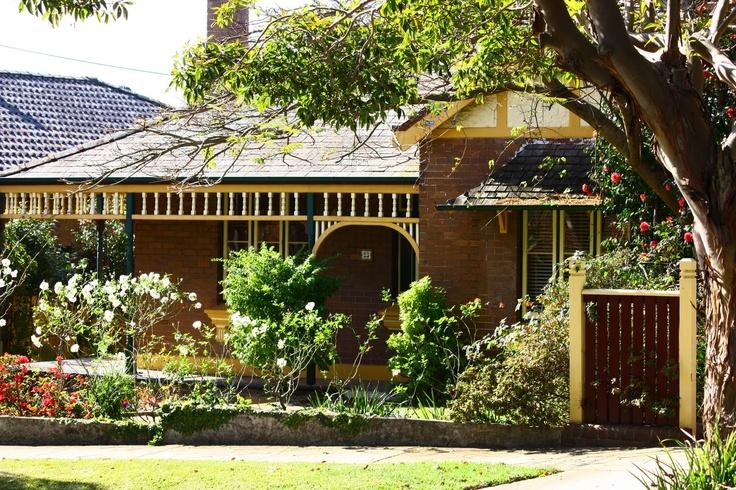 Federation home, Sydney (?) Australia #architecture #housing #houses #australia