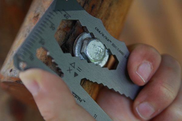 EDC Card, the Everyday Carry Multi-Tool