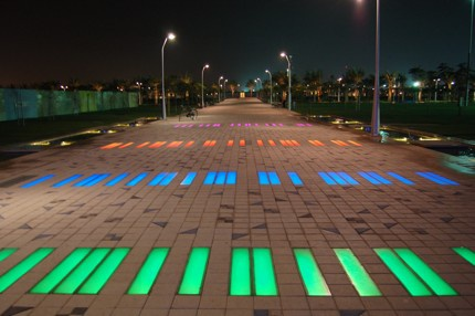 Wayfinding Lighting Network Parks Pinterest Sidewalk