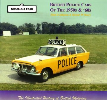 British Police car of the 60's.