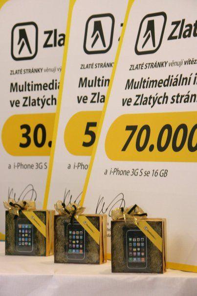 Zlaté Stránky partnerem soutěže podporující drobné a střední živnostníky – Živnostník roku (2009, 2010) #Mediatel