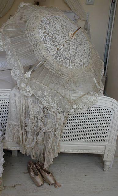 Vintage whites.