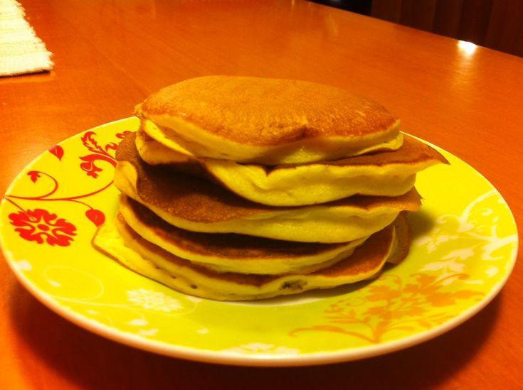 Pancakes - ricetta base