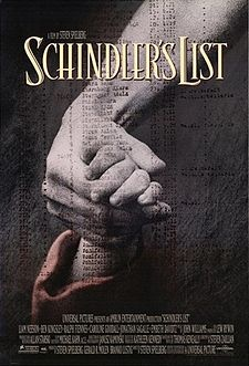 A Lista de Schindler. a book about sacrifice and humanity in rasism times.