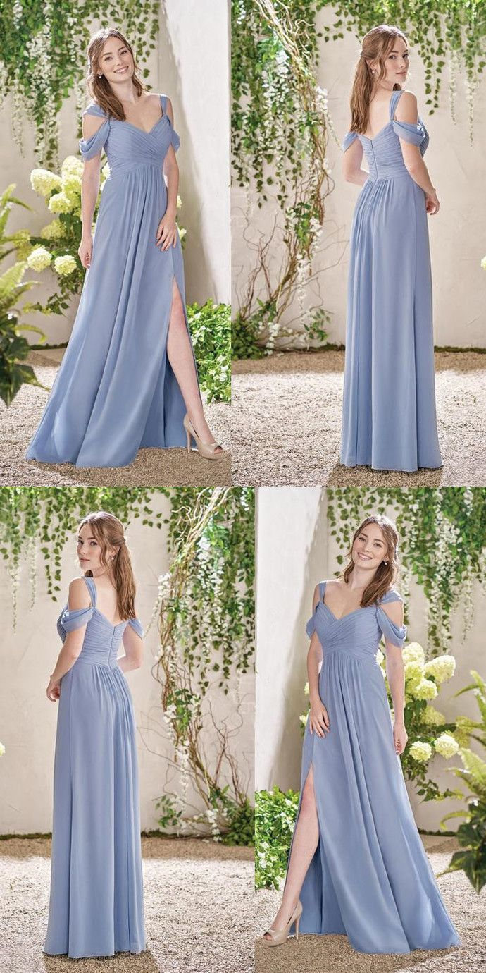 37c8f34dbc79 Chiffon Bridesmaid Dress
