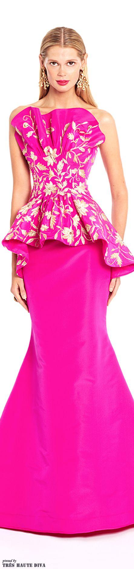 Oscar De La Renta Resort Collection 2015 for Women (11)