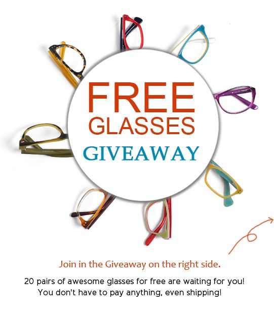 FIRMOO FREE GLASSES GIVEAWAY