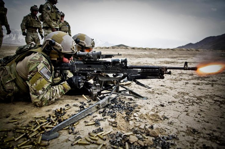 Us Army Rangers - Rangers of 1st Battalion, 75th Ranger Regiment prepare for a night combat operation in Afghanistan, in March 2013.