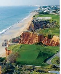 Algarve Golf, Vale do Lobo, Portugal