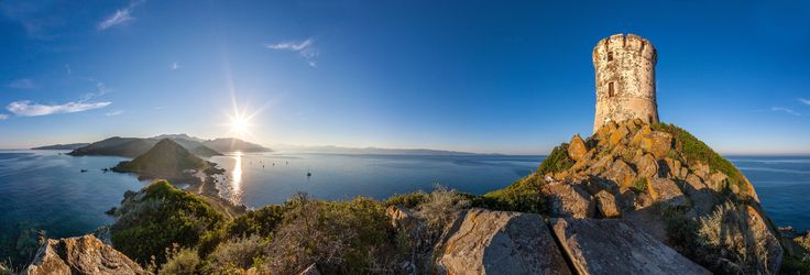 Córcega, una isla francesa fuera de lo común entre playas, montañas y viñedos. Próximamente todo el recorrido en notasdeviaje.mx