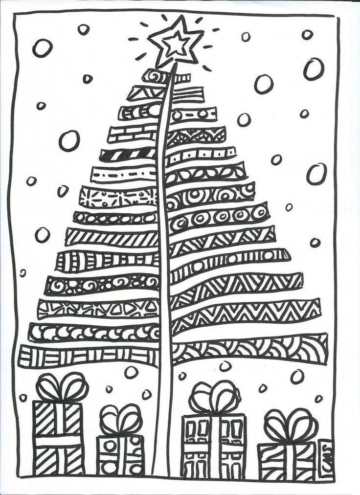 Pour une fois que je mets en ligne un truc de saison avant que celle ci soit terminée!! Mon sapin de Noël n°1... premier d'une longue liste je crois, j'adore les sapins de Noël!