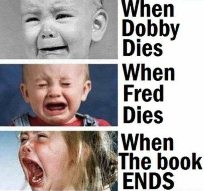 WHAT ABOUT WHEN SIRIUS DIES? I WAS THE MIDDLE ONE WHEN HE DIED! r.i.p. sirius black