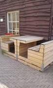 Bilderesultat for lage møbler av paller