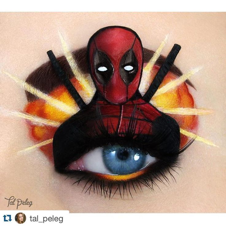 This woman is an amazing artist. I'm totally doing my belly button next