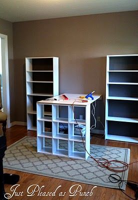 For crafting, office space, kid's study area, game room, etc. The list goes on. Exciting improvement with a budget.