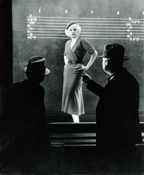 intothebeautifulnew: Jean Harlow in The Beast of the City, a 1932 pre-code gangster film.