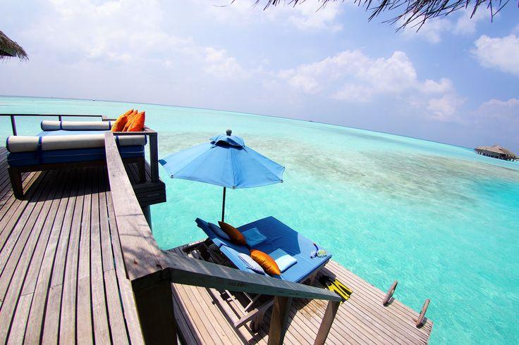 Kuvia Anantara Veli Resort & Spa -hotellista kohteessa Malediivit - Tjäreborg
