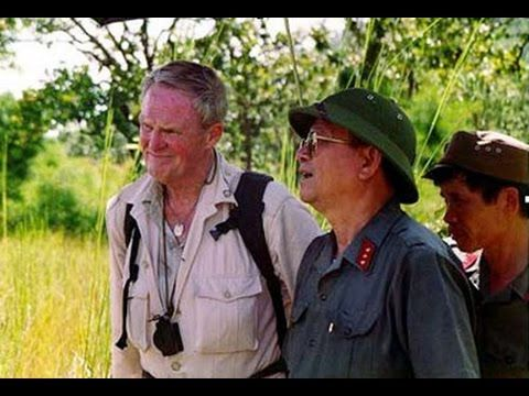"""They Were Young And Brave"" - LTG Hal Moore's Return To Ia Drang Valley 1993 - YouTube"