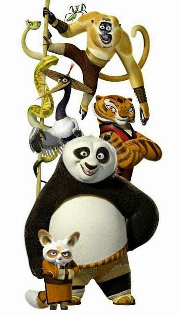 Film Combat Syndicate: KUNG FU PANDA 3 Gets Co-Production Status Amid Stu...