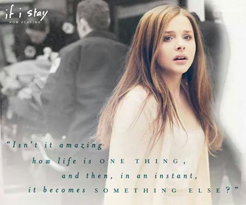 if i stay movie quotes - photo #31