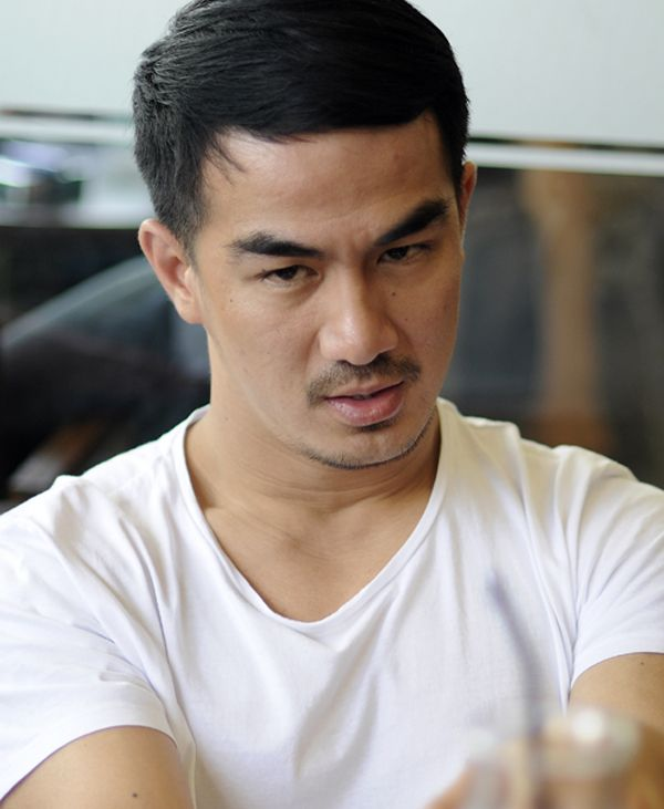 Joe Taslim #Cita Cinta Magazine June 2013